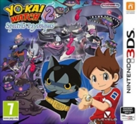 Yo-Kai Watch 2 : spectres psychiques (3DS)
