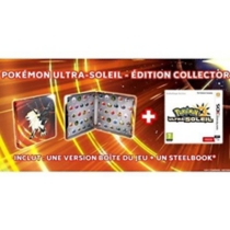 Pokémon Ultra Soleil - collector (3DS) -