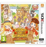 Story of seasons : trio of towns (3DS) - Nintendo 3DS