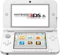 console Nintendo 3DS XL - blanche (3DS) -
