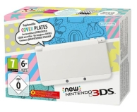 console New Nintendo 3DS - blanche (3DS)