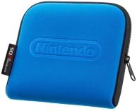 pochette de transport pour 2DS - bleue (3DS)