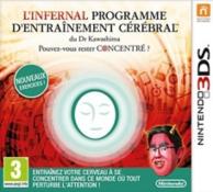 L'infernal programme d'entraînement cérébral du Dr Kawashima. Pouvez-vous rester concentrer? (3DS)