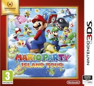 Mario party Island tour - Nintendo Selects (3DS)