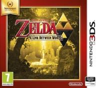 the legend of Zelda - a link between worlds - Nintendo Selects (3DS)