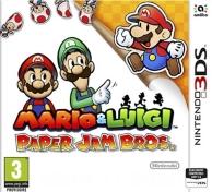 Mario et Luigi paper jam bros. (3DS)