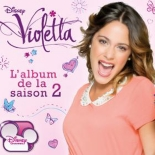 Violetta, l'album de la saison 2 - Violetta
