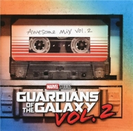 guardians of the galaxy, awesome mix /vol.2 (bof)