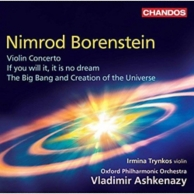 Nimrod Borenstein: concerto pour violon et autres oeuvres