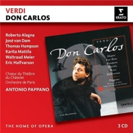Verdi : Don Carlos