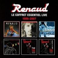 coffret essentiel live 86-2007