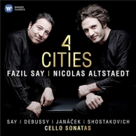 Say : four cities