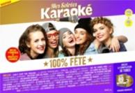 coffret 10 dvd karaoké 100% fêtes