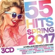 55 hits spring 2017