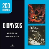 2 cd originaux : la mécanique du coeur / monsters in love