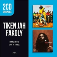 2 cd originaux : Françafrique / coup de gueule