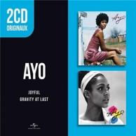 2 cd originaux : joyful / gravity at last
