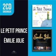 2 cd originaux : le petit prince / Emilie jolie