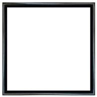 cadre pour vinyle en pvc taille 345x345mm