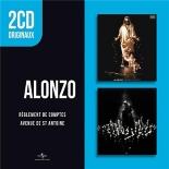2 cd originaux : Avenue de St Antoine / règlement de comptes - Alonzo