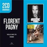 2 cd originaux: Habana / vieillir avec toi - FlorentPagny
