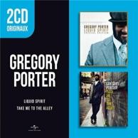 2 cd originaux : take me to the alley / liquid spirit