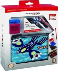 pack d'accessoires officiels Pokémon pour Nintendo 3DSXL (3DS)