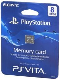 carte mémoire (V.2) 8 Go (PS VITA)