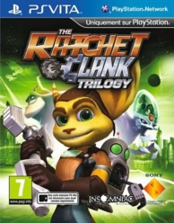 Ratchet et Clank trilogy (PS VITA)