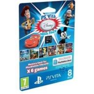 carte mémoire 8 Go méga pack: Disney (PS VITA)