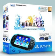 mega pack console PSVita (wifi), final fantasy X/X2 et carte mémoire (4Go) (PS VITA)