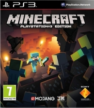 Minecraft Playstation 3 edition (PS3)