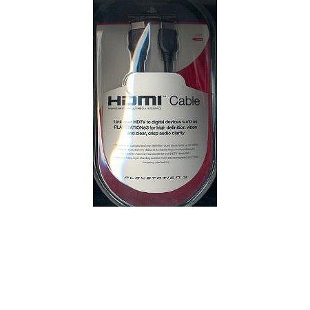 Cable hdmi sony ps3 recharge connectique espace culturel e leclerc - Cable hdmi leclerc ...