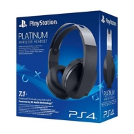 casque sans fil platinum (PS4)