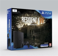 pack console playstation 4 (1To) et Resident Evil 7 (PS4)