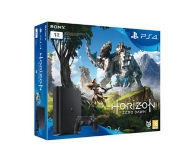 pack console playstation 4 (1To) et Horizon Zero Dawn et PlayStation Plus abonnement 3 mois (PS4)