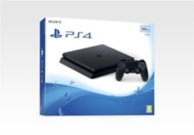 Playstation 4 Slim (500Go) - noire (PS4)