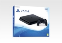 Playstation 4 Slim (500Go) - noire (PS4) -