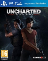 Uncharted : the lost legacy (PS4) - Sony Playstation 4