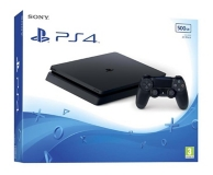 console Playstation 4 (500Go) Slim - noire (PS4)