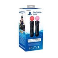 paire de Playstation Move (PS4)