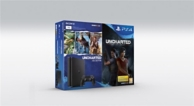 pack console Playstation 4 Slim (1To), Uncharted the lost legacy et Uncharted collection (PS4)