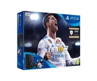 pack console Playstation 4 Slim (500 Go), FIFA 18 et PS+ (14 jours offerts) (PS4)