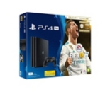 pack console Playstation 4 Pro (1To), FIFA 18 et PS+ (14 jours offerts) - édition deluxe (PS4) - Sony Playstation 4
