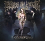 cryptoriana, the seductiveness of decay - Cradle Of Filth