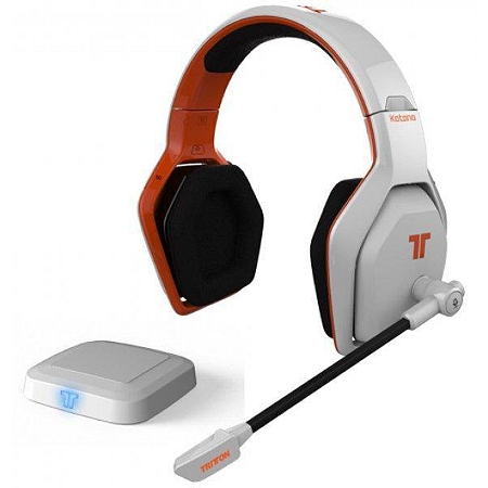 micro casque sans fil tritton katana 7 1 blanc ps4 casques audio espace culturel e leclerc. Black Bedroom Furniture Sets. Home Design Ideas