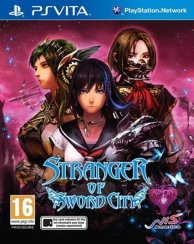 stranger of sword city (PS VITA)