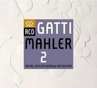 "Mahler : symphonie n°2 in C minor ""resurrection"""