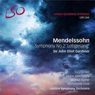"symphonie n° 2 ""Lobgesang"""