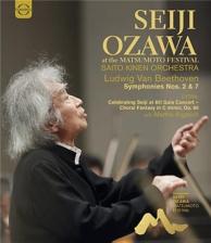 Beethoven : symphonies 2 et 7